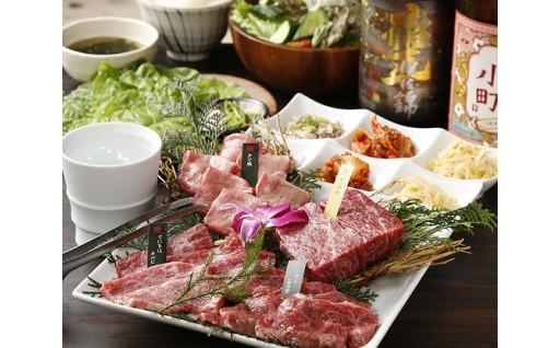 【九州焼肉てにをは】伊佐づくしのコース料理を満喫
