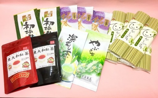 杉本園独自の製法で作り上げた最高品質の狭山茶を!