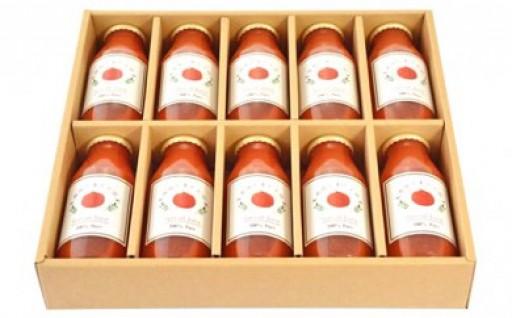食塩不使用の無添加「食べるトマトジュース」