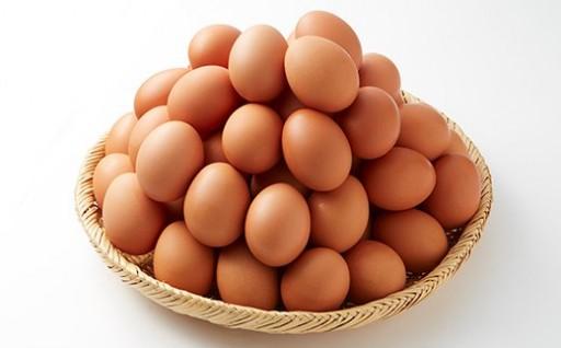 生臭くなくコクのある小美玉市の卵です