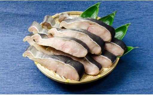 大槌の特産品!伝統の味「新巻鮭」