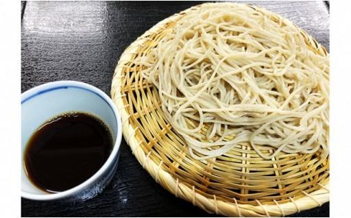☆熟練の技術と富士の水で手打製麺☆富士の湧水蕎麦