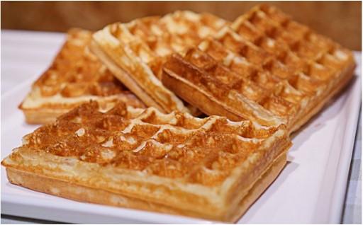 隠れてた おいしい商品 Do Waffle!