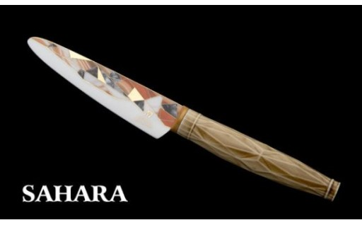 新作サファリシリーズMinovaセラミックナイフ