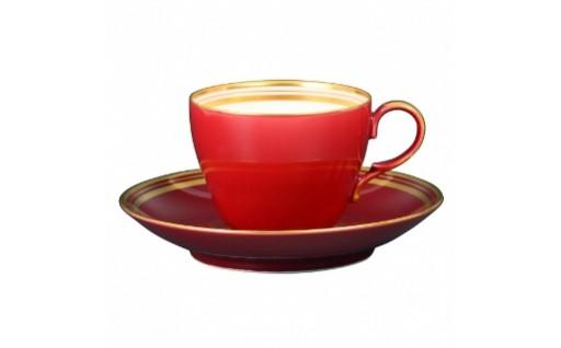 【幻のナカヤマ】コーヒーカップ&ソーサーゴールド