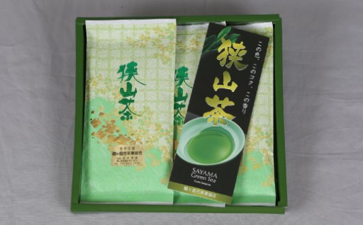 美味しい狭山茶で新年を迎えよう