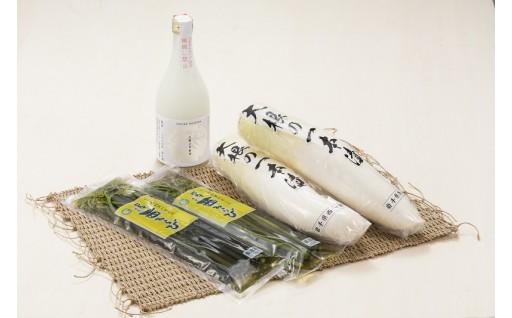 西和賀町の冬の味覚は…発酵食品!