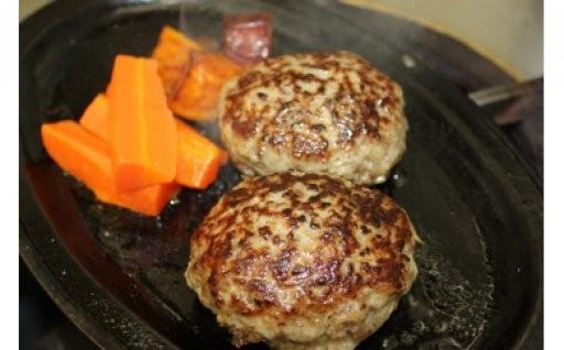 ジューシーな肉汁溢れる 長崎和牛ハンバーグ♪