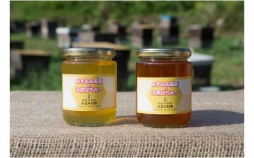 天然無添加非加熱。コクも甘さも抜群の熟成ハチミツ