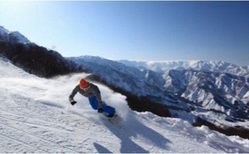 スキーシーズンの到来です!