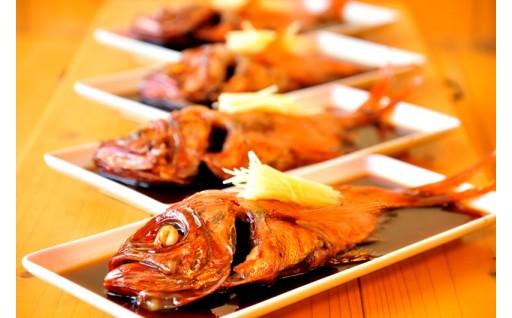 こだわりの味!海産屋の「金目鯛ファミリーセット」