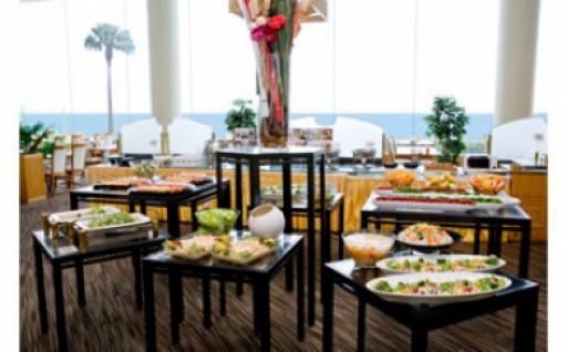 東京湾を眺めながらのお食事は最高です🎶