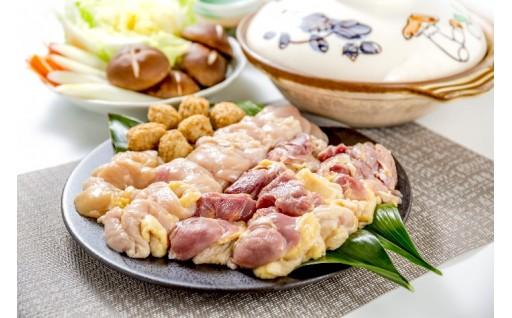 【寒い冬は鍋で温まろう!】名古屋コーチン鍋セット
