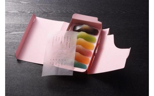 富士山型の羊羹 春吉富士(包装・熨斗紙付き)