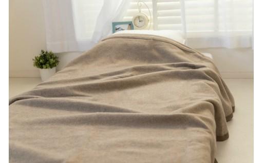 自社で織って、自社で縫製。繊維の町のカシミヤ毛布