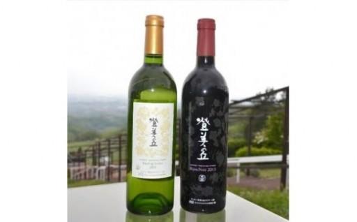 サントリー登美の丘ワイナリー特別醸造ワインセット