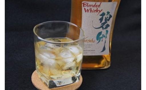 華やかな香りの本格派ブレンデット・ウィスキー