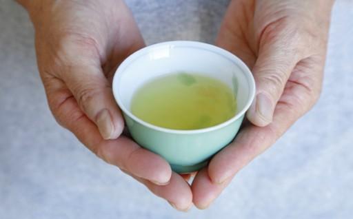 霧深く、味わい深い土佐のお茶。