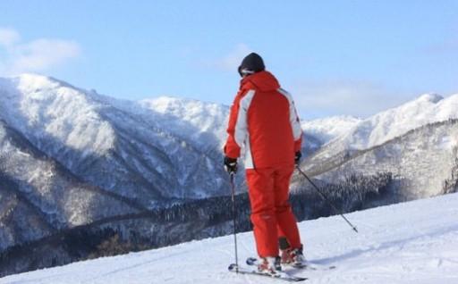 ハチ高原スキー場リフト1日券+ナイスチケット
