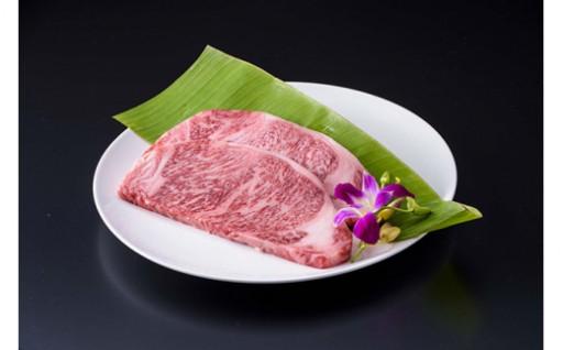 [もとぶ牛]【ステーキ用】ロース(400g)