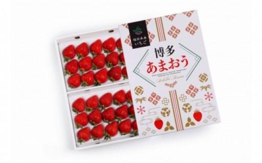 人気No.1★博多あまおう700g(化粧箱)
