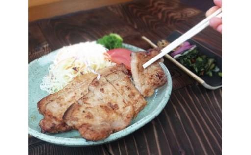 西川町で加工 「米沢豚一番育ち味噌漬け」