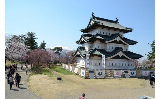 弘前城の一口城主になりませんか?