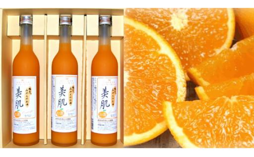 みかんのお酒『美肌』が返礼品酒部門「第6位」に!