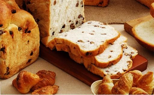 道産小麦100%パン2種類詰合せがモチモチ♪
