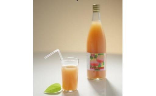 岐阜県観光協会推奨!桃のジュース