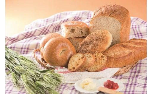 洋食シェフのこだわり【全粒粉小麦パン】♪