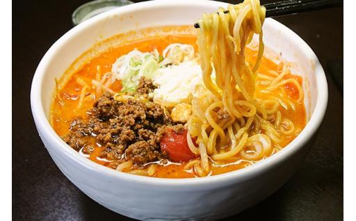 濃厚胡麻塩坦々麺「埼玉白岡トマトラーメン」5食