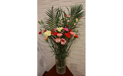 母の日のプレゼントに!カーネーション花束