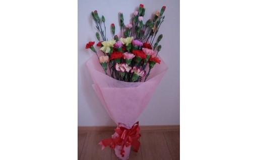 母の日のプレゼントに!カーネーションの花束