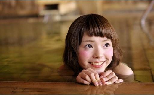 月岡温泉に感謝券を利用して宿泊できます!!