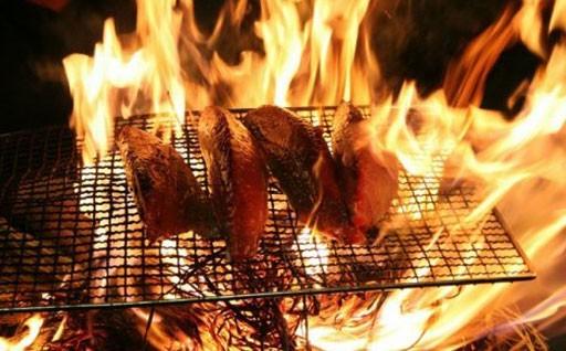 キャンプシーズン!焚き火専用の北上の薪はいかが?
