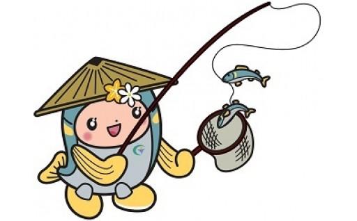 郡上漁協 鮎年間遊漁証に関するお知らせ