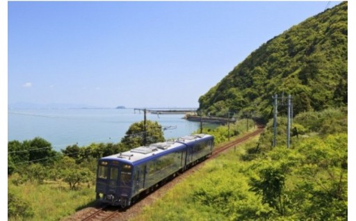 新幹線+観光列車おれんじ食堂「スペシャルランチ」