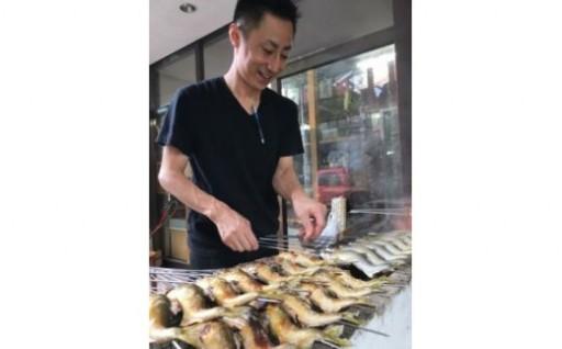 ※鮎食べ放題5月24日限定チケット