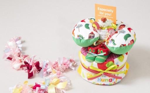 ★おむつケーキ マルチピローセット★