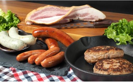 木更津唯一のブランド豚をたっぷり味わう贅沢セット