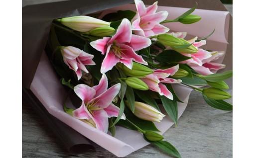 旬の切り花を毎月お届けします!