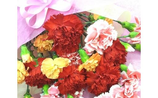 母の日カーネーション花束ギフト