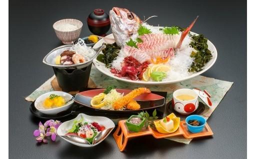 活魚の美舟 平日限定 入浴付活魚料理お食事券