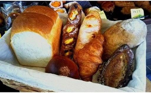 国産小麦や手作りにこだわった大人気パン詰合せ!