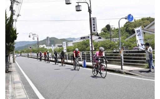 5/26は自転車イベント『高知仁淀ブルーライド』
