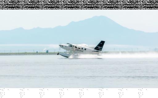 『水陸両用機でまつえ空旅』受付スタート!