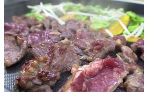 南信州の「ジンギス」は味付き肉で調理も簡単!