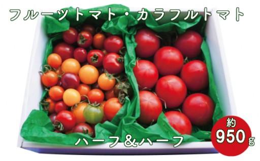 【贈答用におすすめ】人気のトマトセット 950g