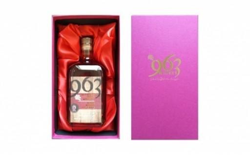 ウイスキー963 17年ワインウッドリザーブ